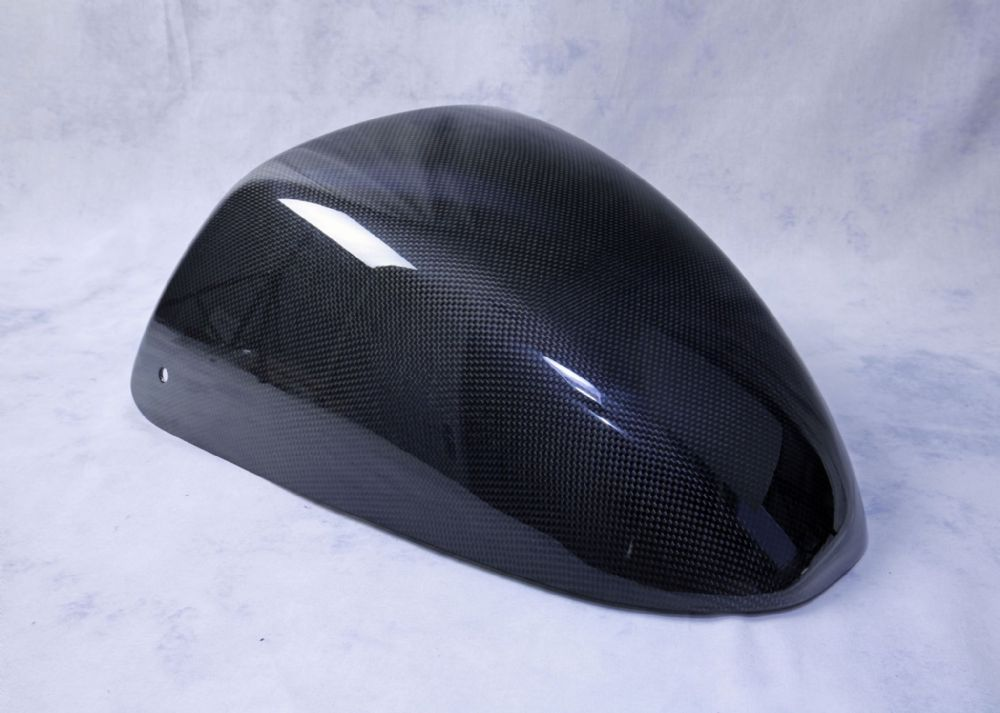 Triumph Tiger 800 >> TRIUMPH Thruxton Carbon Fibre Seat Cowl Plain Weave Carbon Fibre Autoclave. Air Cooled Models